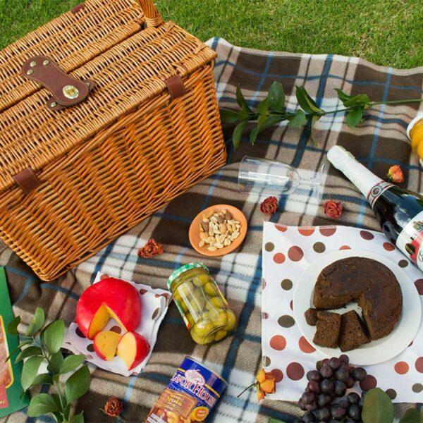 picnic la carreta dorada