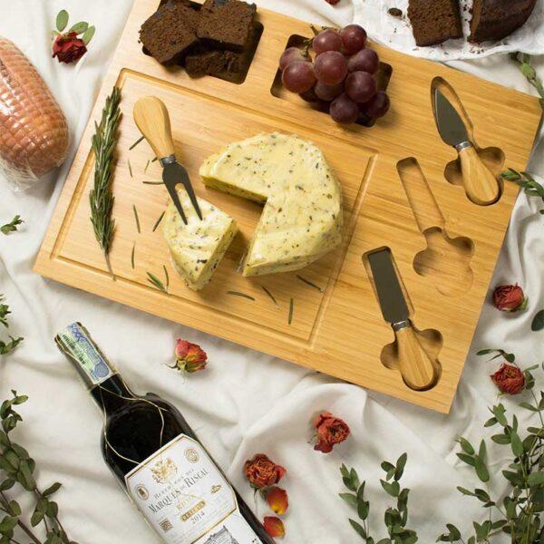tabla de quesos la carreta dorada