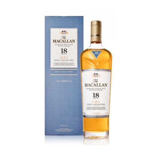 Macallan-18--a-Triple-Cash-700ml-lacarreta