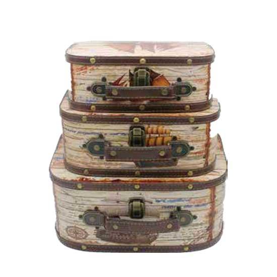 maleta vintage barco