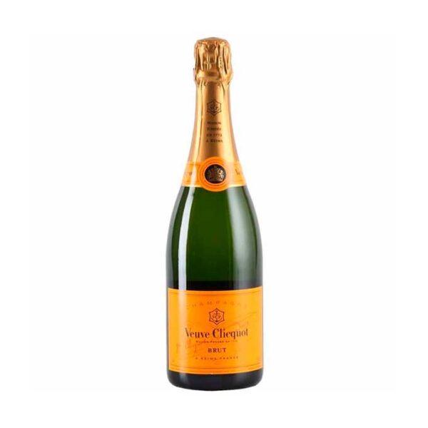 Champagne Veuve Clicquot Brut 750 la carreta dorada