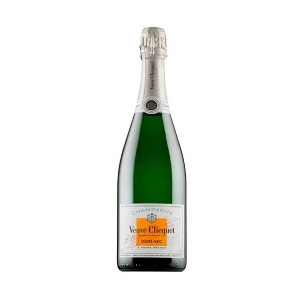 Champagne Veuve Clicquot Demisec 750 la carreta dorada